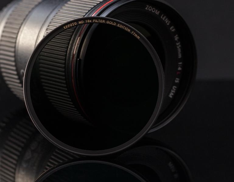VFFOTO filtr ND 16x GS 77 mm