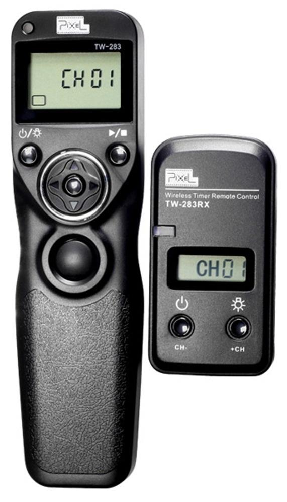 PIXEL spoušť rádiová s časosběrem TW-283/S2 pro Sony
