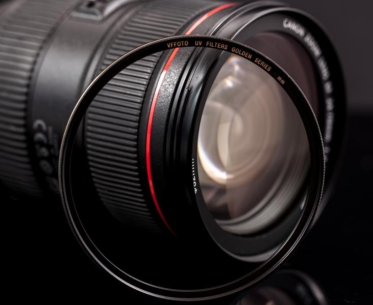 VFFOTO filtr UV GS 77 mm