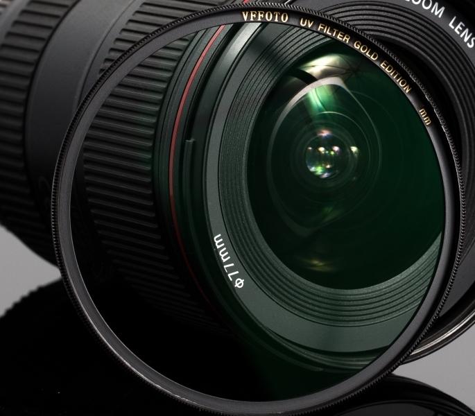 VFFOTO filtr UV GS 72 mm