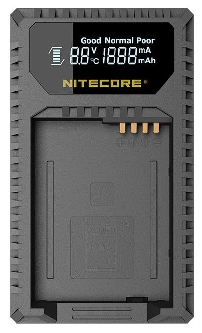 NITECORE NC-ULQ nabíječka pro aku Panasonic/Leica BP-DC12