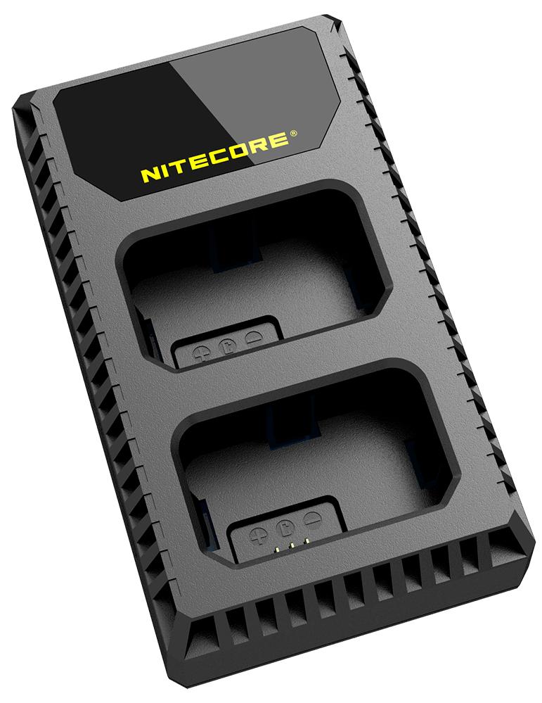 NITECORE NC-USN1 nabíječka pro 2 aku Sony NP-FW50