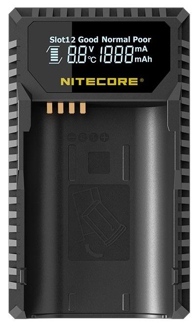 NITECORE NC-ULSL nabíječka pro aku Leica BP-SCL4