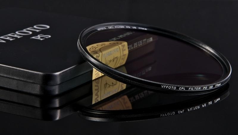 VFFOTO filtr polarizační cirkulární PS US 77 mm