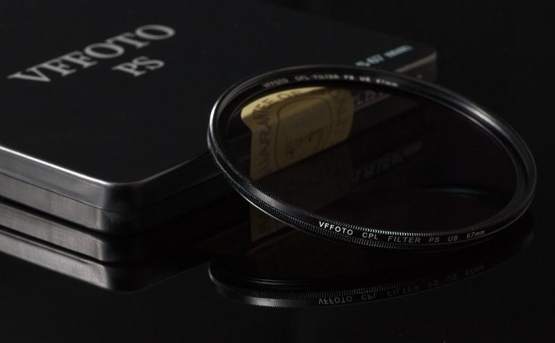 VFFOTO filtr polarizační cirkulární PS US 67 mm