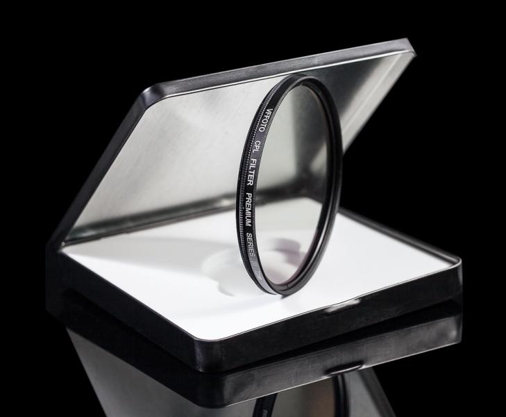 VFFOTO filtr polarizační cirkulární III PS 72 mm