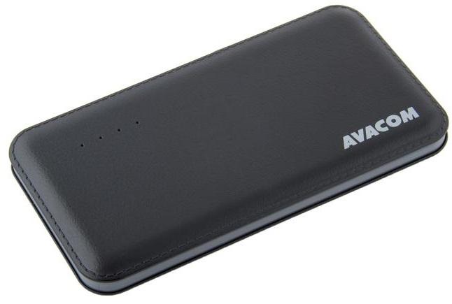AVACOM PowerBank 8000 mAh 5V/2,1A černá PWRB-8001K
