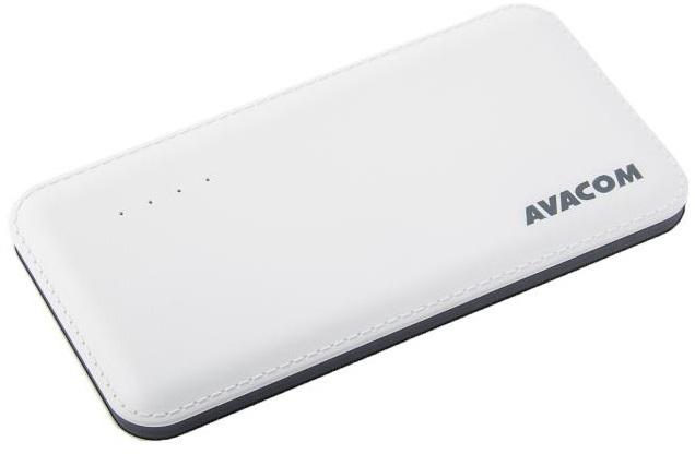 AVACOM PowerBank 8000 mAh 5V/2,1A bílá PWRB-8001W