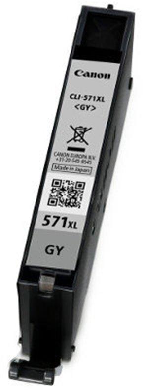 CANON Náplň CLI-571 XL GY