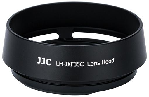 JJC sluneční clona LH-JXF35C černá pro Fujifilm XF 23/35 mm f/2