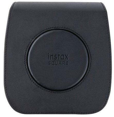 FUJIFILM INSTAX  pouzdro  pro SQUARE SQ10 - černé (leather case)