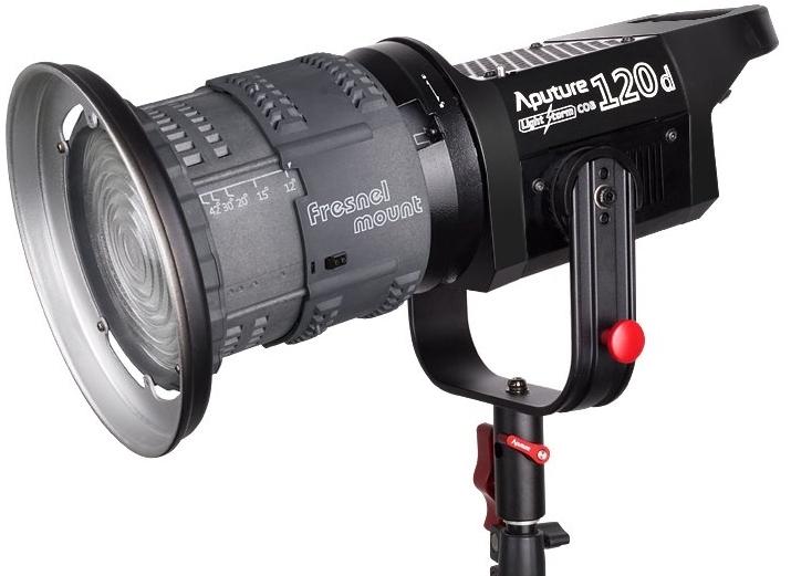 APUTURE reflektor Fresnel 12-42°
