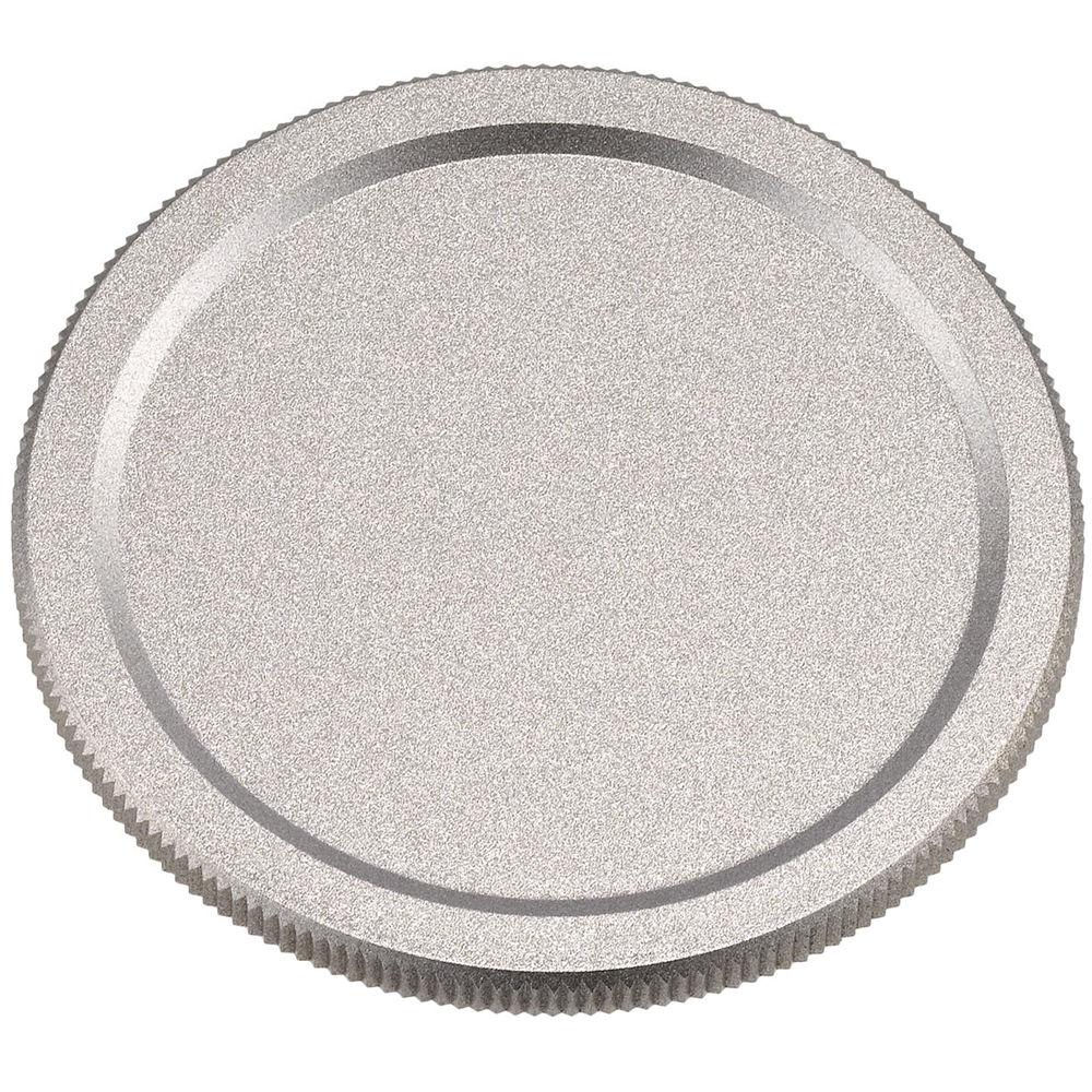 PENTAX krytka 49 mm pro 40/2,8 DA HD stříbrná
