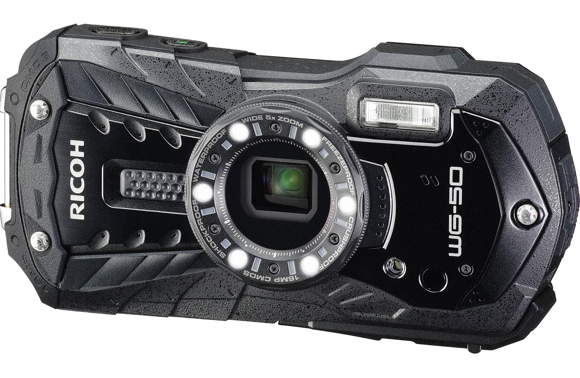 RICOH WG-50 Prime Day Kit černý