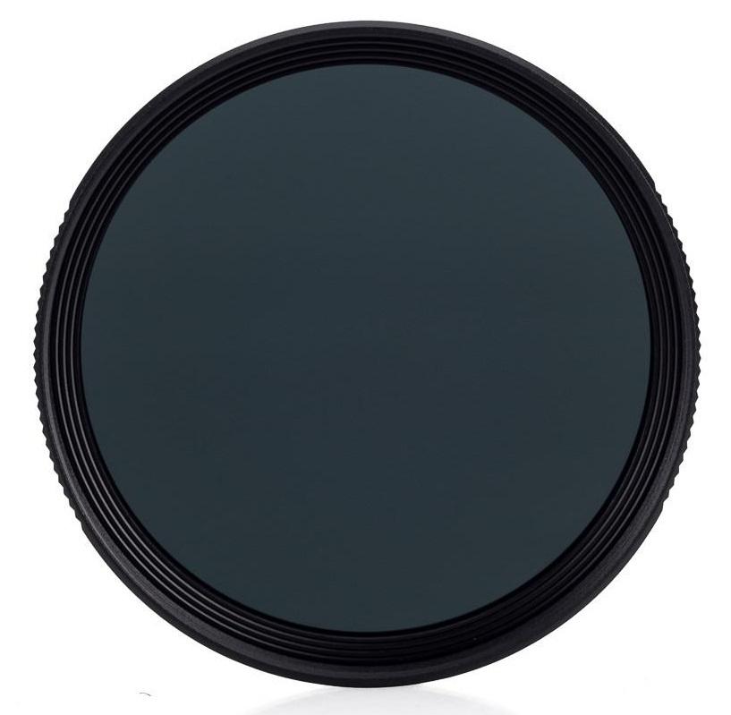 Leica filtr Grey, E67 ND 16x, černý