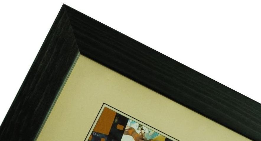 CODEX SLS 30x30, dřevo, černý 009