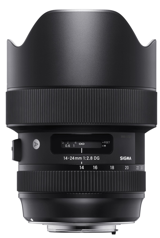 SIGMA 14-24 mm f/2,8 DG HSM Art pro Canon EF