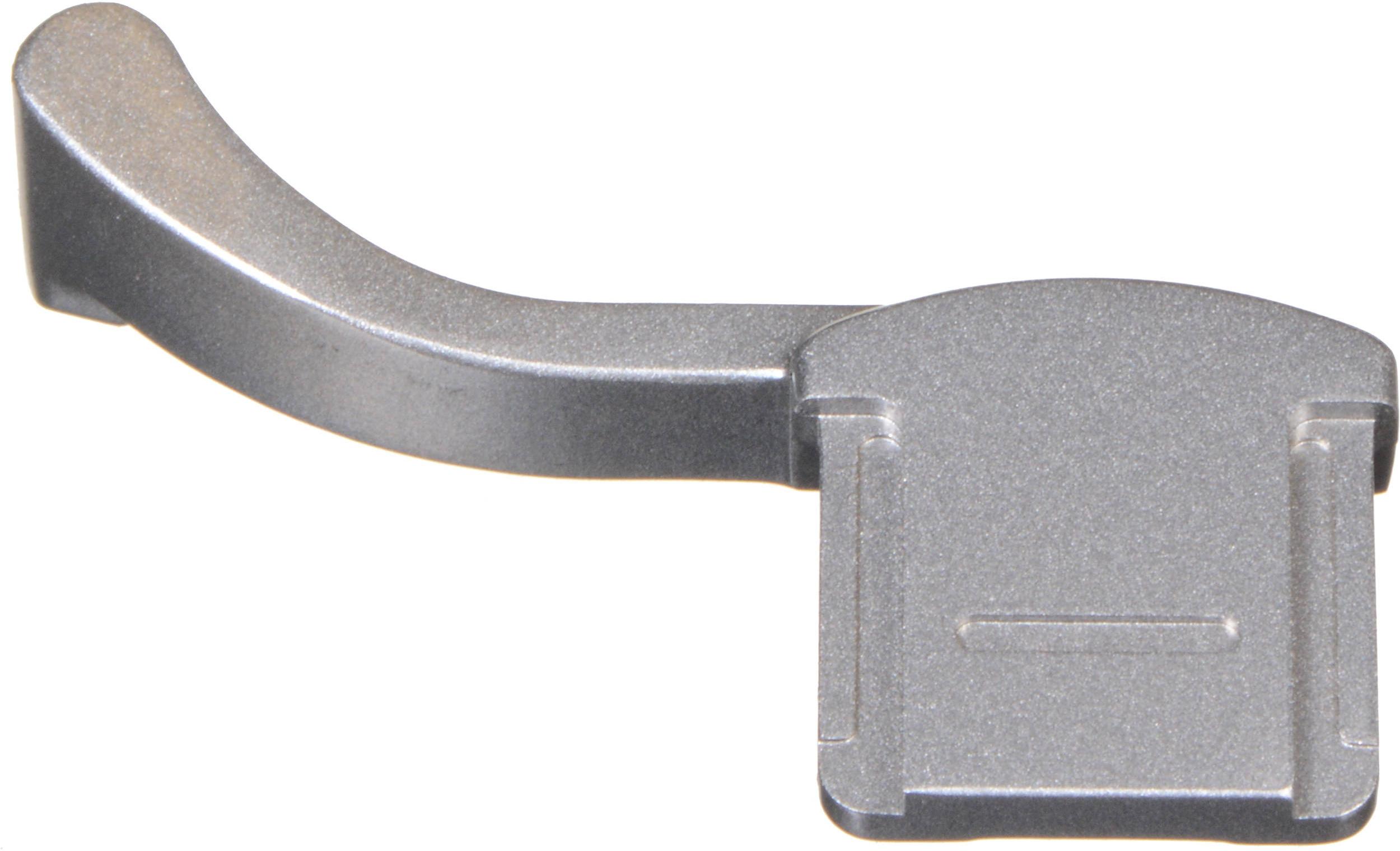 THUMBS UP! EP-2F grip do sáněk pro Fujifilm X100F stříbrný