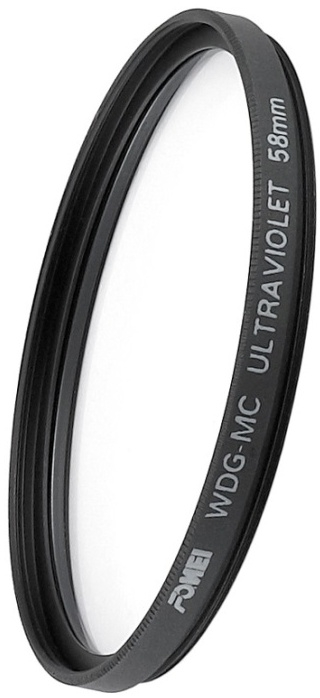 FOMEI digital filtr 58mm UV WDG