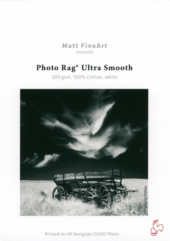 HAHNEMÜHLE Photo Rag Ultra Smooth 305 A4/25 listů