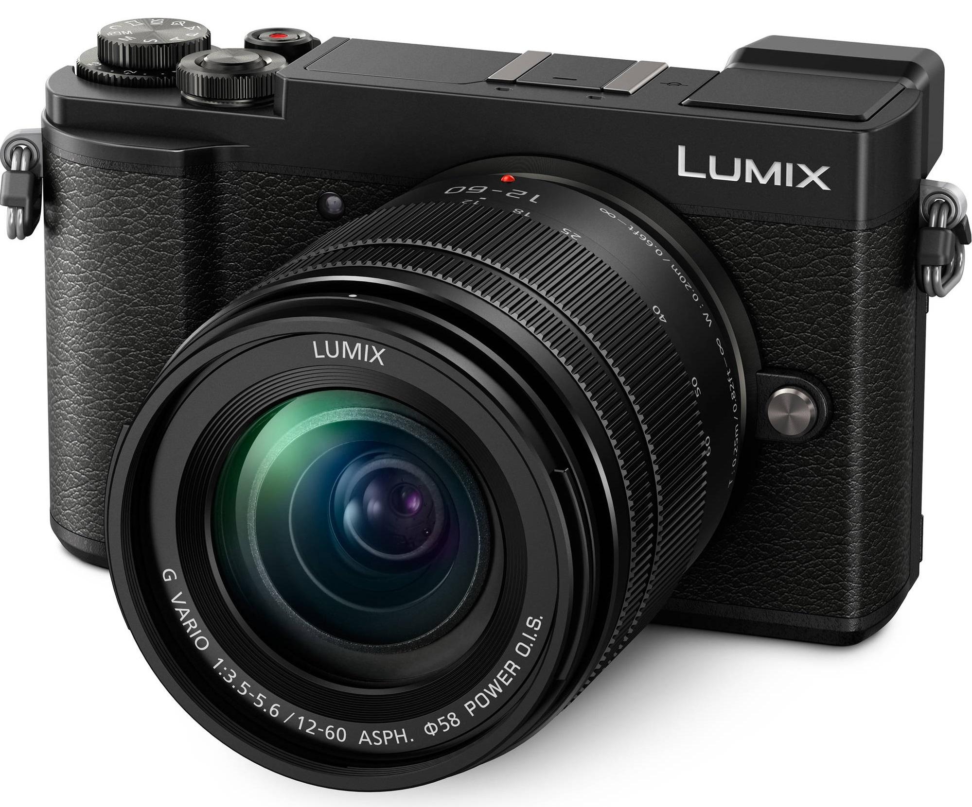 PANASONIC Lumix DC-GX9 + 12-60 mm černý
