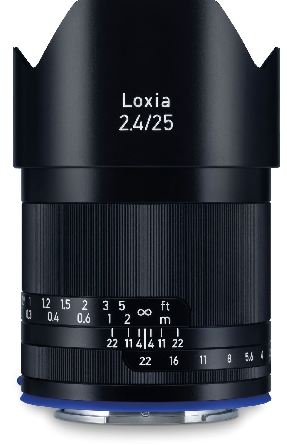 ZEISS Loxia 25 mm f/2,4 Distagon T* pro Sony E
