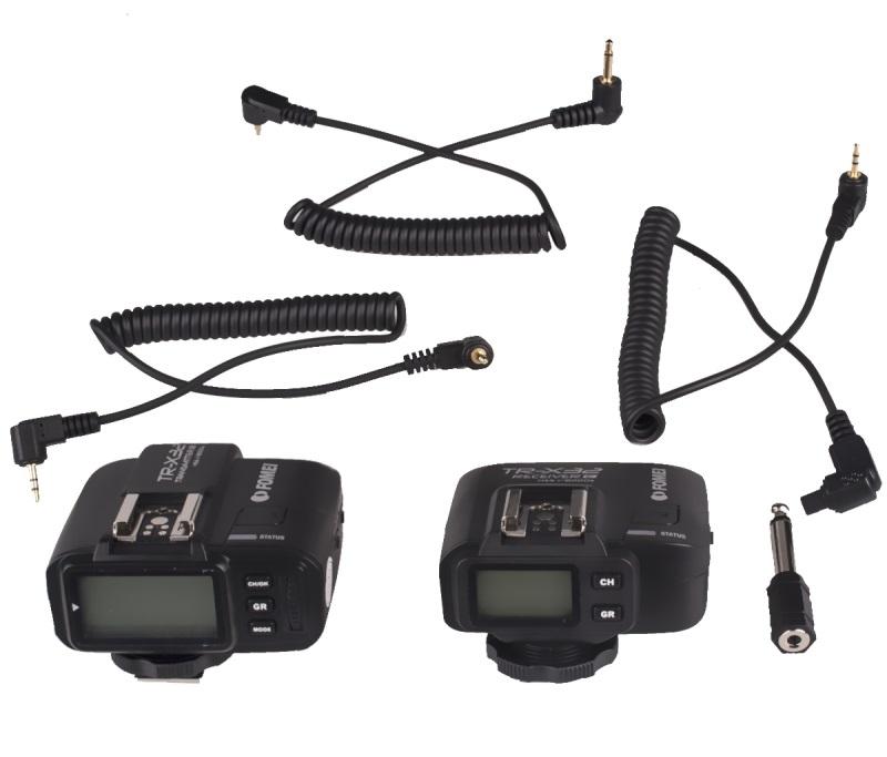 FOMEI TR-X32 Nikon, sada vysílač/přijímač