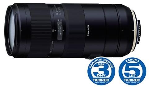 TAMRON 70-210 mm f/4 Di VC USD pro Canon EF