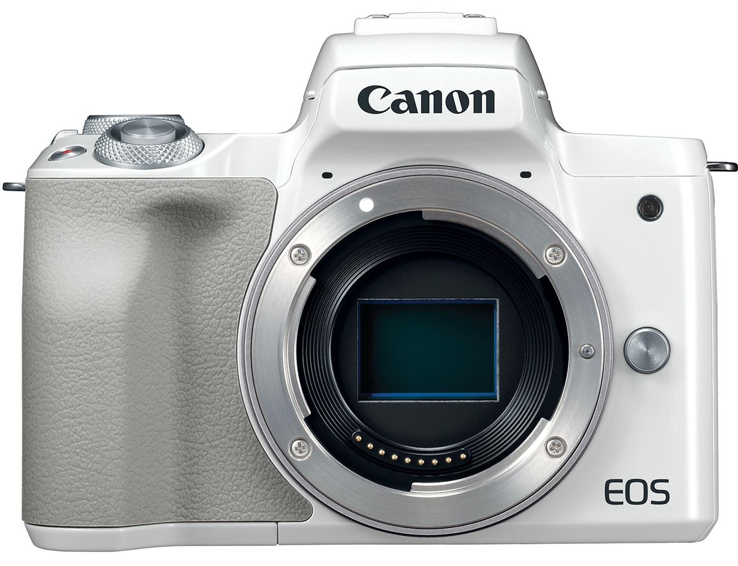 CANON EOS M50 bílý