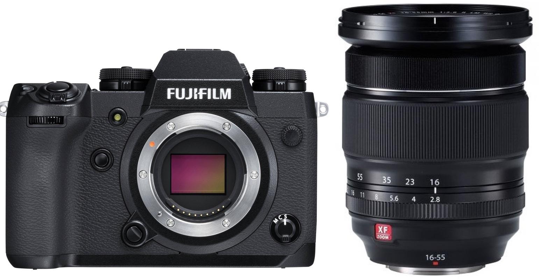 FUJIFILM X-H1 + 16-55 mm
