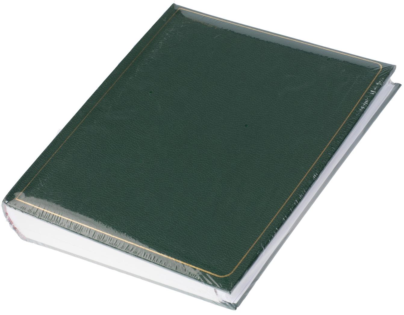 ALBUM HENZO MEMORY klasické 28X30.5/100stran, zelená, vínová, černá, bílá, modrá