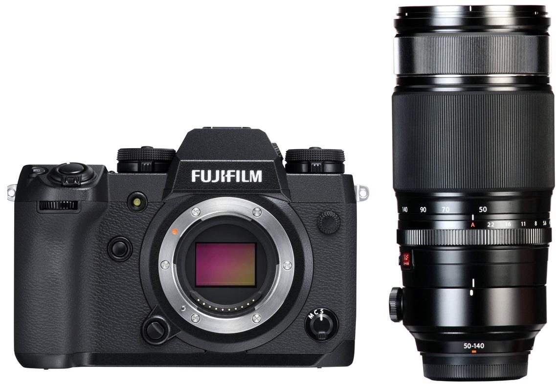 FUJIFILM X-H1 + 50-140 mm