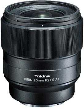 TOKINA 20 mm f/2 Fírin pro Sony E