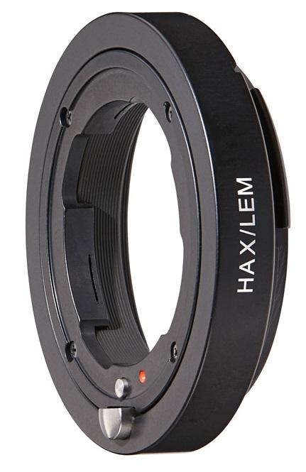NOVOFLEX adaptér obj. Leica M na tělo Hasselblad X - HAX/LEM