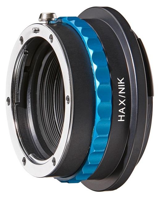 NOVOFLEX Adaptér HAX/NIK objektiv Nikon G na tělo Hasselblad X