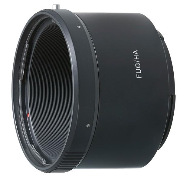 NOVOFLEX Adaptér FUG/HA objektiv Hasselblad V na tělo Fujifilm GFX