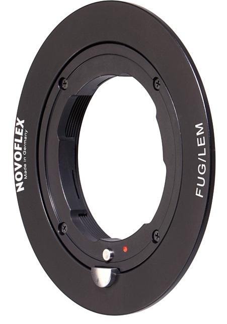 NOVOFLEX Adaptér FUG/LEM objektiv Leica M na tělo Fujifilm GFX