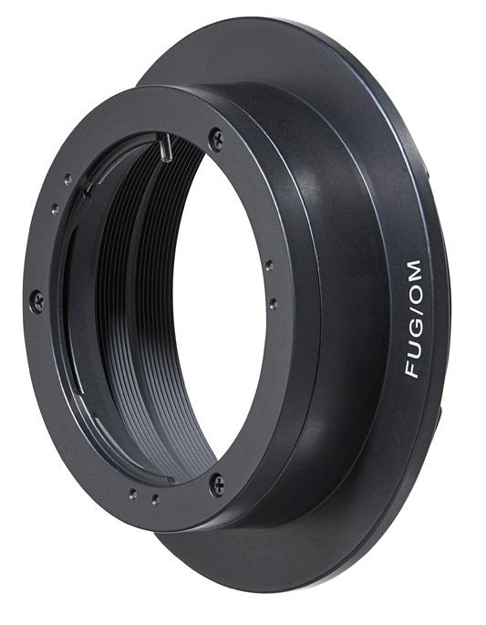 NOVOFLEX Adaptér FUG/OM objektiv Olympus OM na tělo Fujifilm GFX