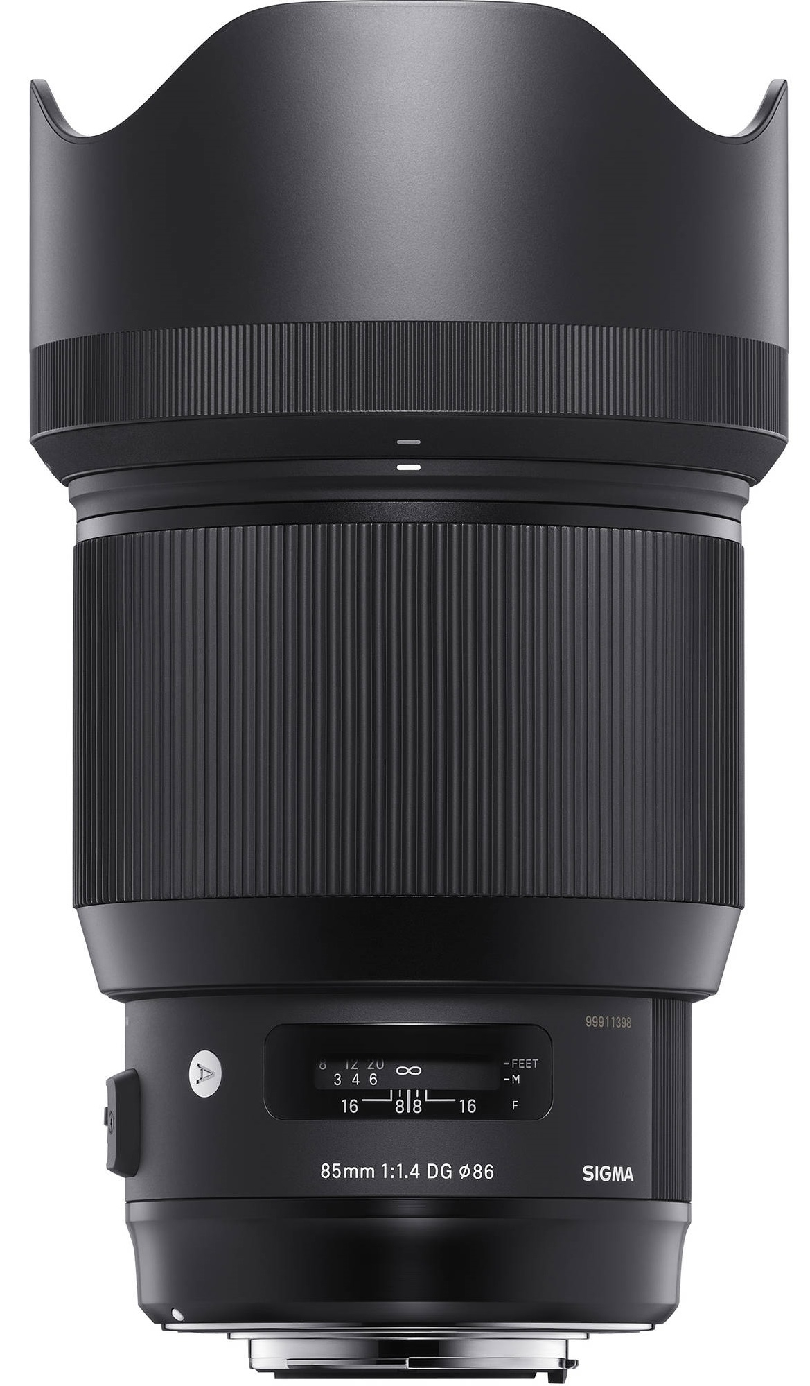 SIGMA 85 mm f/1,4 DG HSM Art pro Sony E