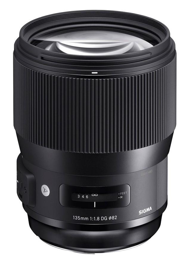 SIGMA 135 mm f/1,8 DG HSM Art pro Sony E