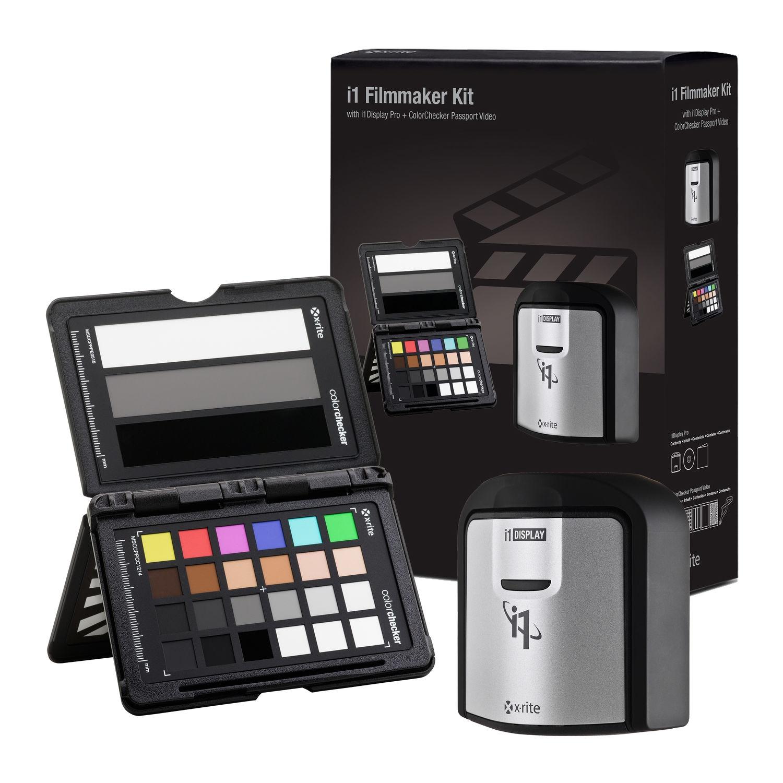 X-RITE i1 Filmmaker Kit
