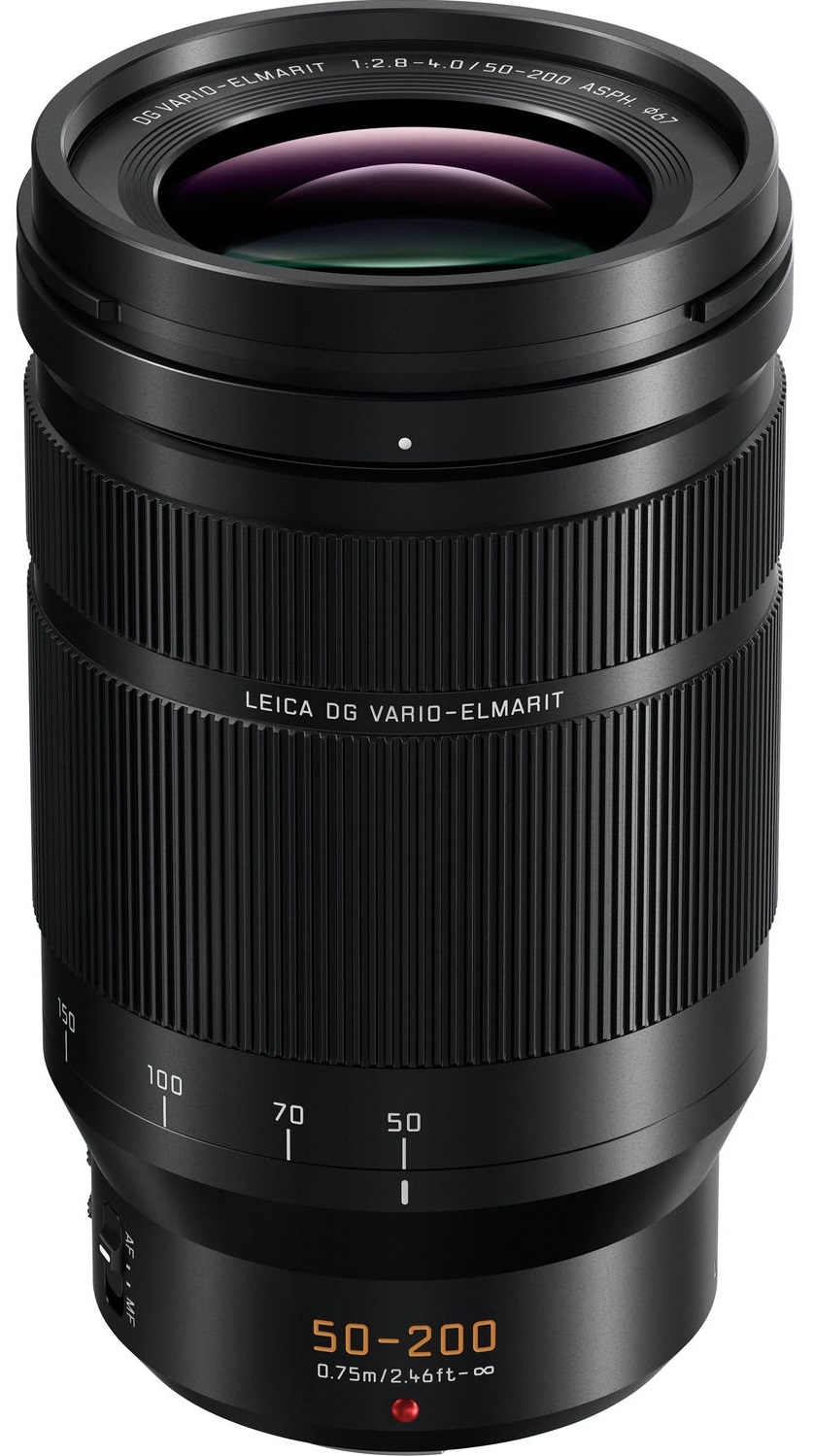PANASONIC 50-200 mm f/2,8-4,0 ASPH LEICA DG Power O.I.S.