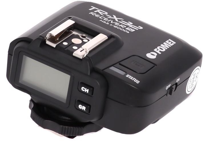 FOMEI TR-X32N Nikon, přijímač