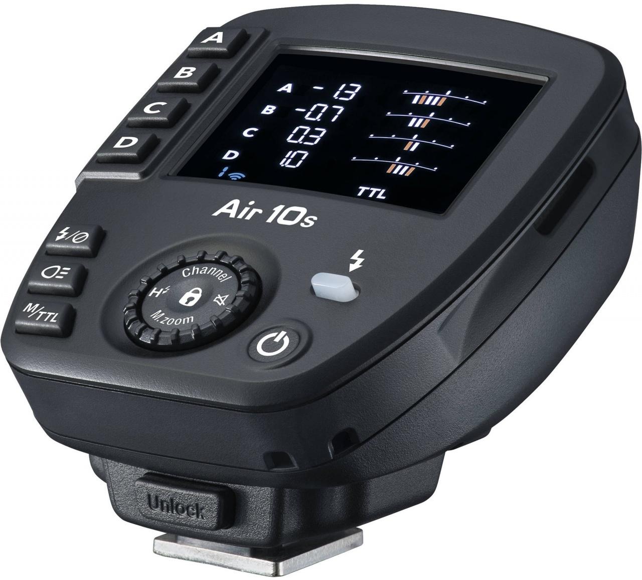 NISSIN Air 10s vysílač pro Canon