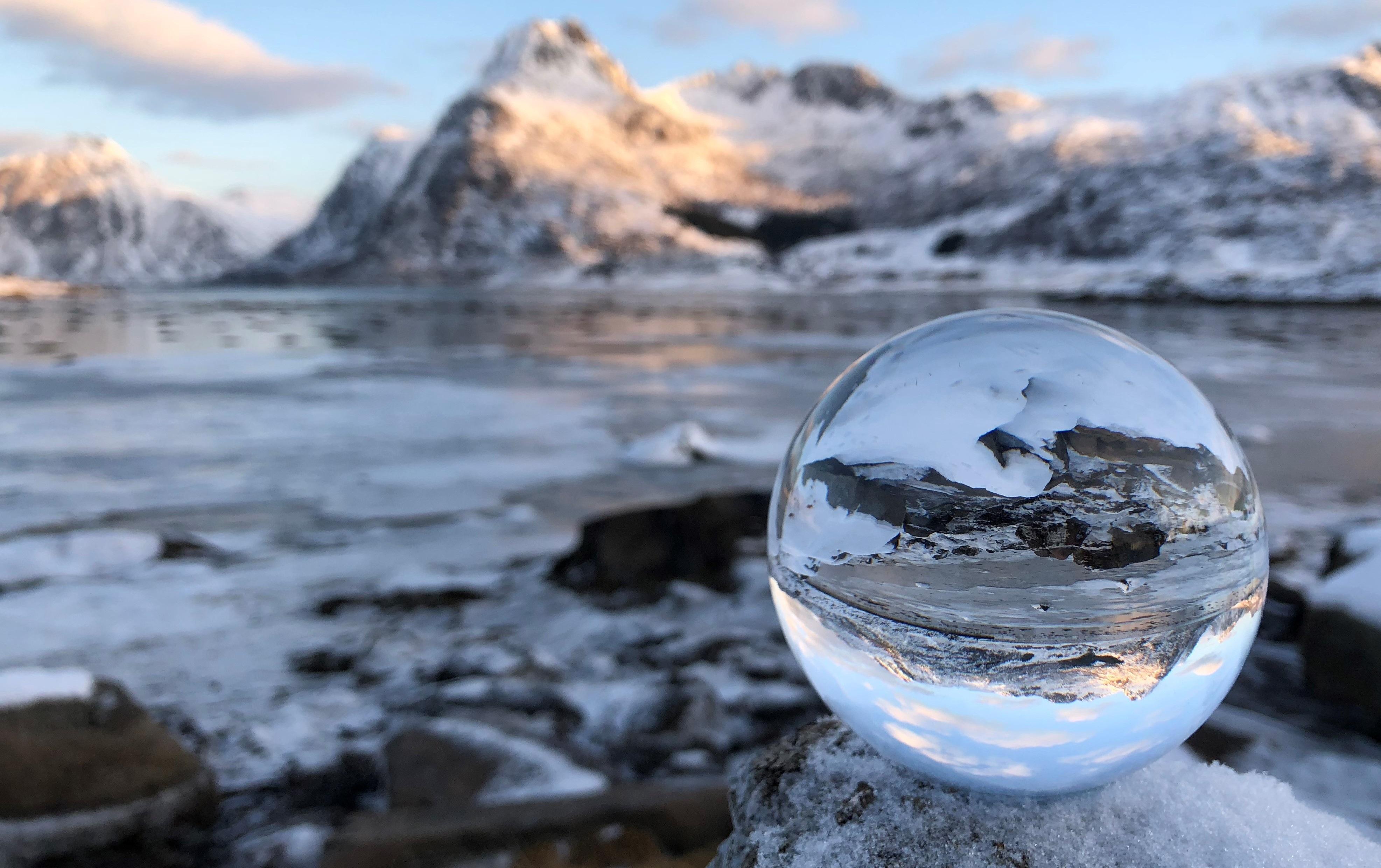 ROLLEI Lensball 90mm koule pro kreativní fotografování