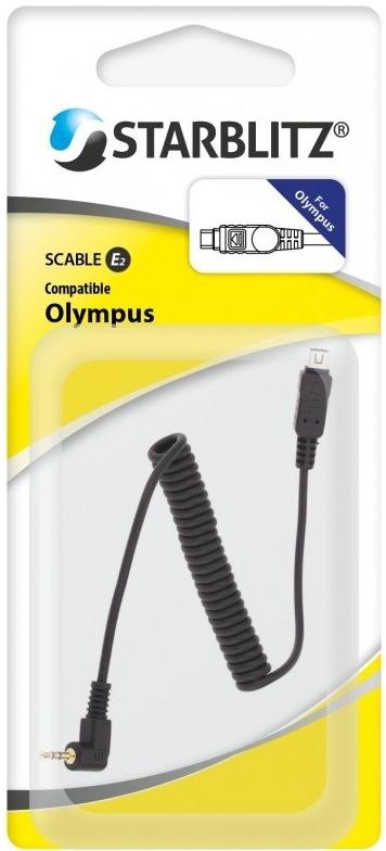 STARBLITZ kabel Olympus UC1 jack 2,5 mm
