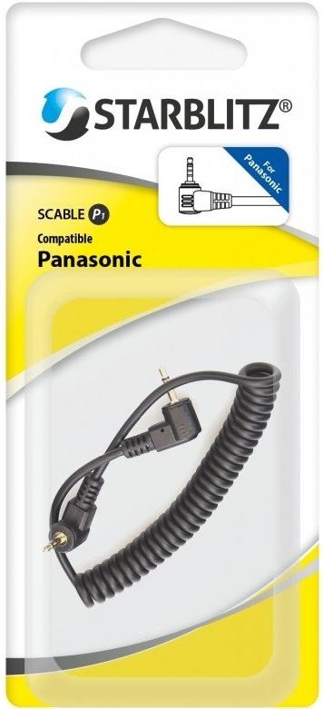 STARBLITZ kabel Panasonic L1 jack 2,5 mm