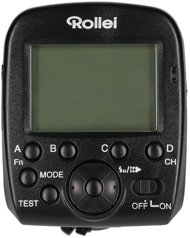 ROLLEI rádiový odpalovač TTL blesku Canon, Nikon a Sony