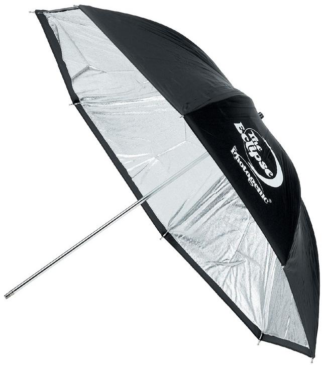 FOMEI deštník ES-81 stříbrný