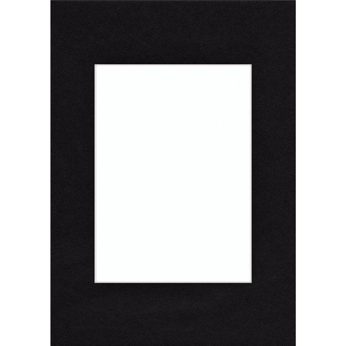 HAMA pasparta 20x30/13x18,černá